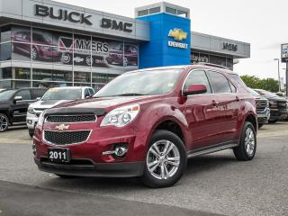 Used 2011 Chevrolet Equinox LT,CRUISE,17