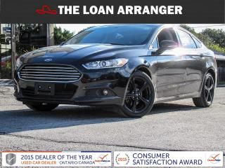 Used 2016 Ford Fusion SE for sale in Barrie, ON