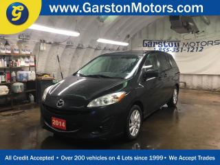 Used 2014 Mazda MAZDA5 TOURING*6 PASSENGER*PHONE CONNECT*POWER WINDOWS/LOCKS/MIRRORS*KEYLESS ENTRY*CLIMATE CONTROL*CRUISE CONTROL* for sale in Cambridge, ON