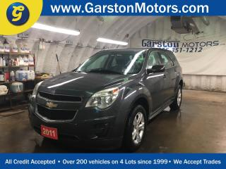 Used 2011 Chevrolet Equinox LS*PHONE CONNECT*KEYLESS ENTRY*ECO MODE*POWER WINDOWS/LOCKS/MIRRORS*CLIMATE CONTROL* for sale in Cambridge, ON
