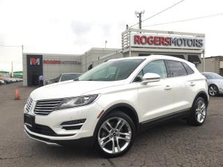Used 2015 Lincoln MKC AWD - NAVI - PANORAMIC ROOF - REVERSE CAM for sale in Oakville, ON