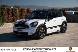 Used 2015 MINI Cooper S Countryman All4 for sale in Vancouver, BC
