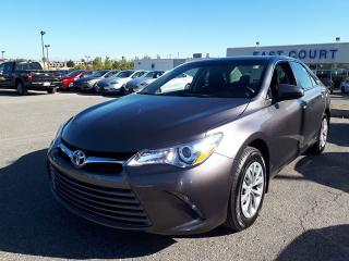 Used 2017 Toyota Camry LE for sale in Scarborough, ON