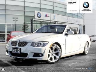 Used 2012 BMW 328i Cabriolet M SPORT | NAV | NEW BRAKES for sale in Oakville, ON