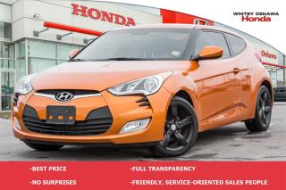 Used 2015 Hyundai Veloster Base | Manual for sale in Whitby, ON