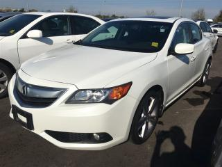 Used 2013 Acura ILX Base w/Technology Package for sale in Whitby, ON