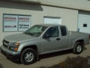 Used 2005 Chevrolet Colorado Extended Cab for sale in Brooks, AB