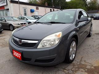 Used 2007 Saturn Aura XE/ 125,000 KM for sale in Scarborough, ON