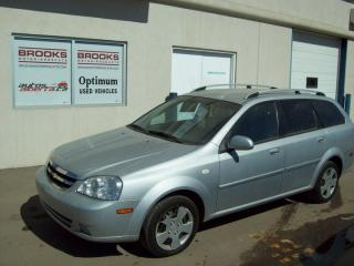 Used 2005 Chevrolet Optra LS for sale in Brooks, AB