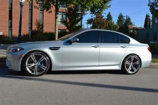 Used 2014 BMW M5 Sedan for sale in Vancouver, BC