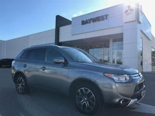 Used 2015 Mitsubishi Outlander GT for sale in Owen Sound, ON