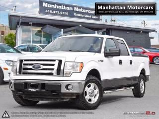 Used 2012 Ford F-150 XLT SUPERCREW 5.0L |PHONE|NO ACCIDENT|6.5'BOX for sale in Scarborough, ON