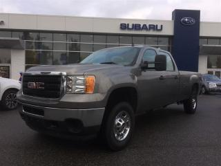 Used 2013 GMC Sierra 2500 HD WT - Local / One Owner for sale in Port Coquitlam, BC