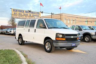 Used 2008 Chevrolet Express LS for sale in Brampton, ON