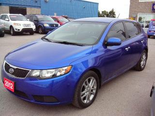 Used 2012 Kia Forte5 EX for sale in Georgetown, ON