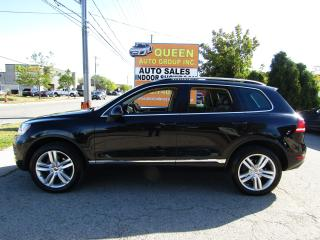 Used 2013 Volkswagen Touareg Highline | Diesel | Navugation | Leather for sale in North York, ON
