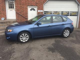 Used 2008 Subaru Impreza 2.5i for sale in Bowmanville, ON
