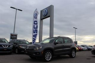 Used 2013 Volkswagen Tiguan 2.0 TSI Comfortline (A6) for sale in Whitby, ON