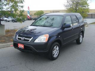 Used 2004 Honda CR-V EX 4WD for sale in York, ON