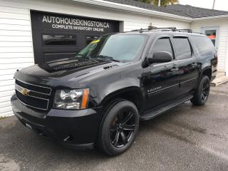 Used 2014 Chevrolet Suburban LS for sale in Kingston, ON