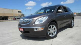 Used 2008 Buick Enclave AWD, 7 Pass, Leathear sunroof, 3/Y warranty availa for sale in North York, ON