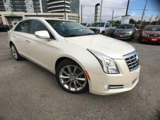 Used 2013 Cadillac XTS Luxury Sunroof Drivers Awareness Pkg Rear Cam for sale in Thornhill, ON
