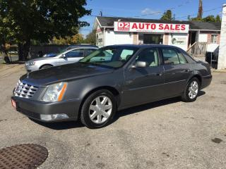 Used 2006 Cadillac DTS Leather/Roof/Heated Steering/Loaded/Certified for sale in Scarborough, ON