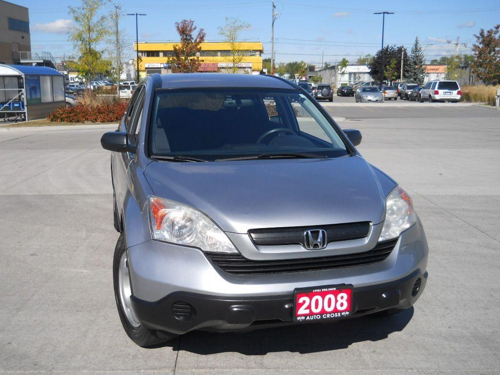 used 2008 honda cr v automatic 3 years warranty available for sale in north york ontario. Black Bedroom Furniture Sets. Home Design Ideas