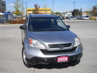 Used 2008 Honda CR-V Automatic, 3 years warranty available for sale in North York, ON