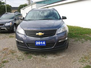 Used 2014 Chevrolet Traverse cloth for sale in Ailsa Craig, ON