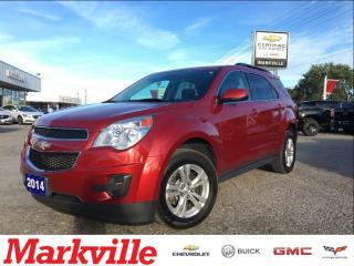 Used 2014 Chevrolet Equinox LT- ONE OWNER-CERTIFIED PRE OWNED for sale in Markham, ON