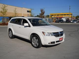 Used 2010 Dodge Journey 7 Passanger, SXT, Automatic,3/Y warranty availabl for sale in North York, ON