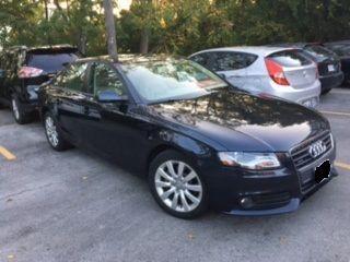 Used 2012 Audi 2.0T QUATTRO A4 2.0T Quattro for sale in Burlington, ON