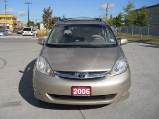 Used 2006 Toyota Sienna XLE, AWD,Leather,Sunroof,3/Y warranty available. for sale in North York, ON