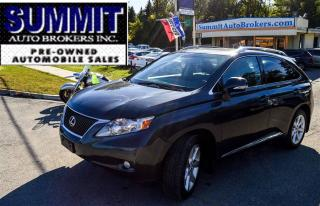 Used 2011 Lexus RX 350 AWD | CAR-PROOF CLEAN | NAVI | CAMERA for sale in Richmond Hill, ON