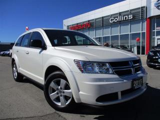 Used 2015 Dodge Journey CVP/SE Plus | ALLOYS | PWR GROUP | LOW KM'S | for sale in St Catharines, ON