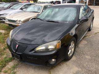 Used 2007 Pontiac Grand Prix for sale in Alliston, ON
