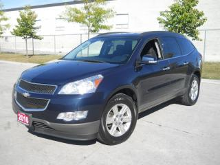 Used 2010 Chevrolet Traverse 7 passenger, AWD, 3/Y warranty available for sale in North York, ON