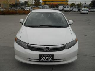 Used 2012 Honda Civic 4 Door, Automatic, certify, 3/Y warranty availab for sale in North York, ON