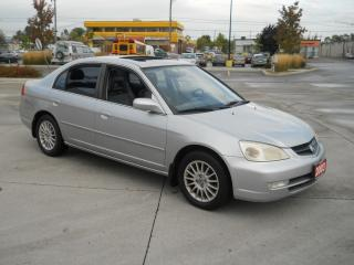 Used 2003 Acura EL leather, sunroof,Automatic, 3/Y warranty available for sale in North York, ON