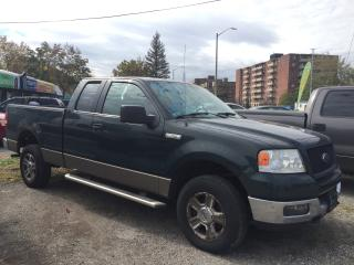 Used 2005 Ford F-150 XLT for sale in Mississauga, ON