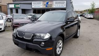 Used 2010 BMW X3 28i LEATHER PANO ROOF for sale in Etobicoke, ON