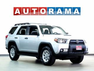 Used 2013 Toyota 4Runner NAVIGATION  4WD BACK UP CAMERA SUNROOF for sale in North York, ON