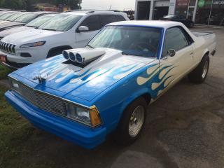 Used 1981 Chevrolet El Camino 454 for sale in Alliston, ON