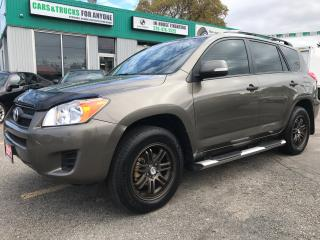 Used 2011 Toyota RAV4 Michelin Tires l Running Boards for sale in Waterloo, ON
