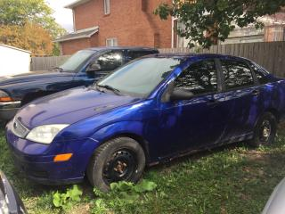 Used 2006 Ford Focus S for sale in Mississauga, ON