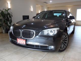 Used 2009 BMW 750i Executive PKG+Technology PKG+Night Vision! for sale in Toronto, ON