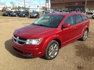 Used 2010 Dodge Journey RT AWD for sale in Stettler, AB
