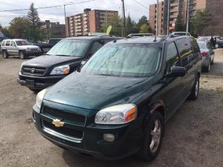 Used 2006 Chevrolet Uplander LT2 for sale in Mississauga, ON