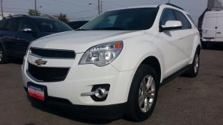 Used 2013 Chevrolet Equinox LT ,Accident Free, One Owner, BACK-UP CAM for sale in North York, ON